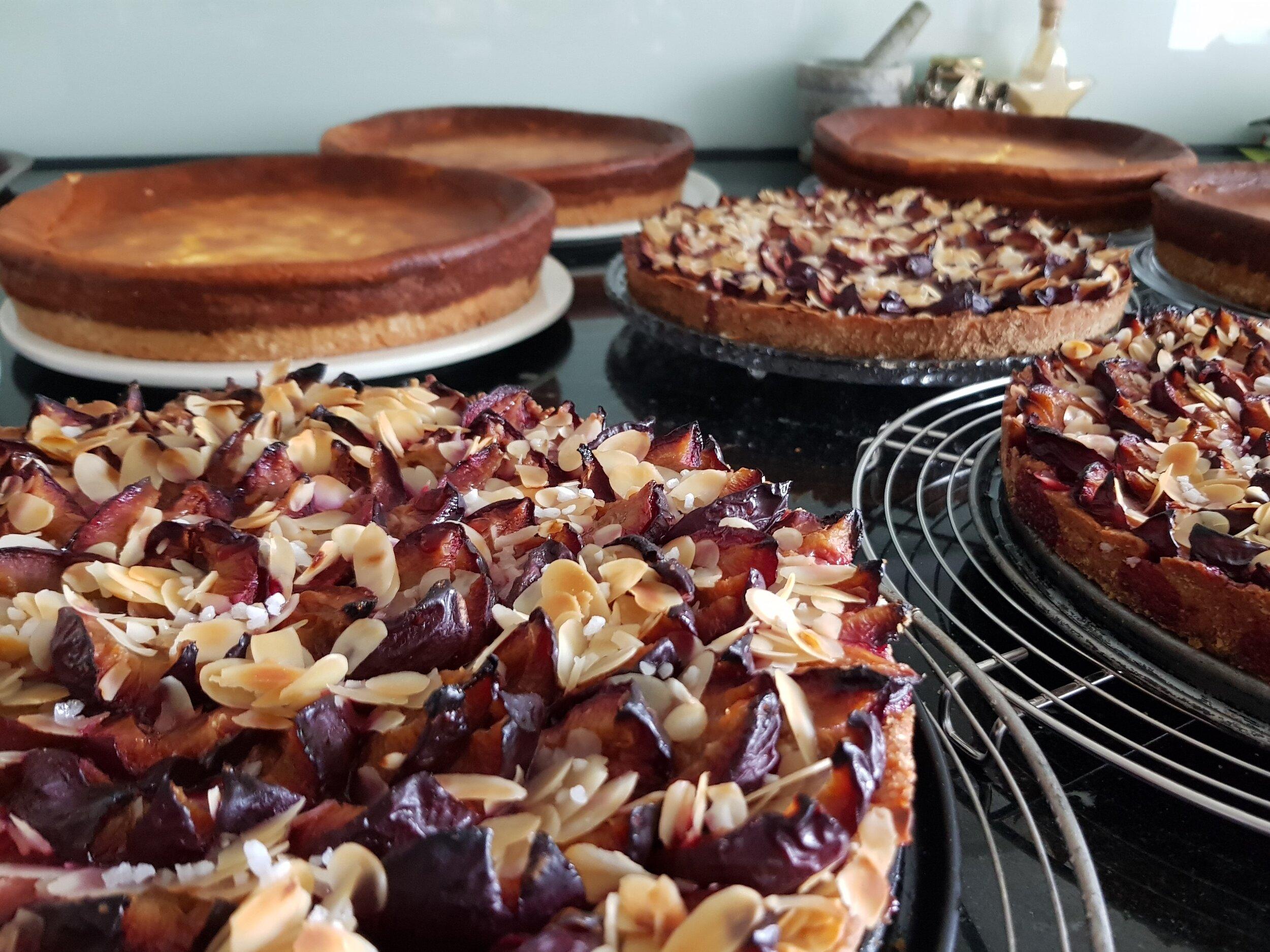 Kuchen aus der Schlossküche