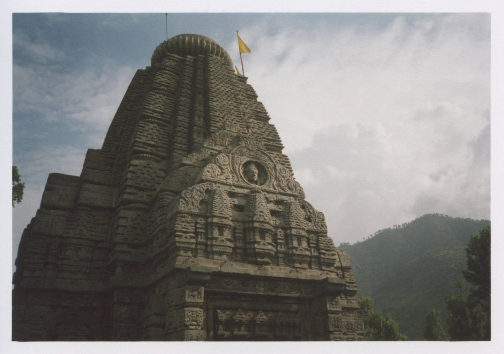 8th Century Shiva Temple