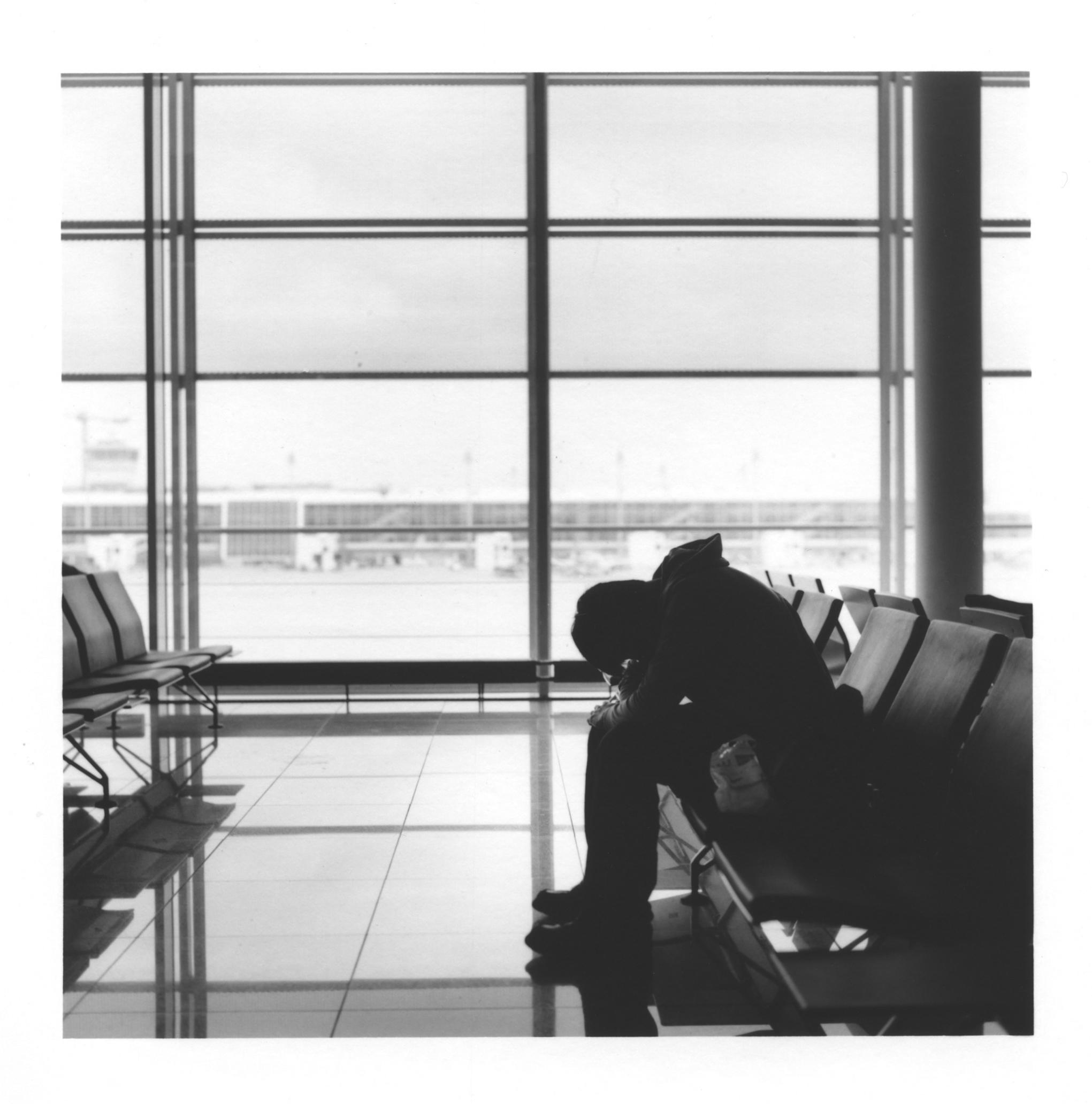 Waiting in Munich