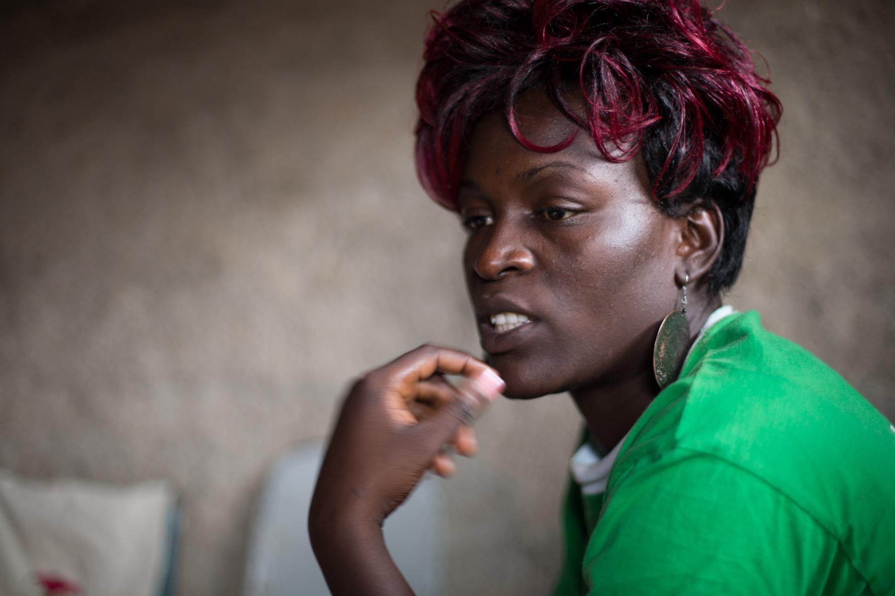 SHOFCO Director of Youth Services  Kibera, Nairobi, Kenya