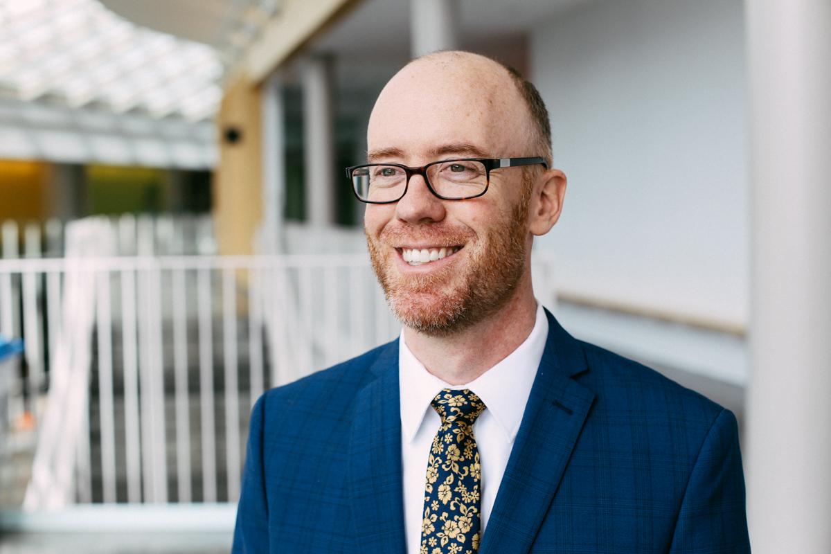 Daniel McLeod, Renewable Energy Credits Program Coordinator for Hampshire Power