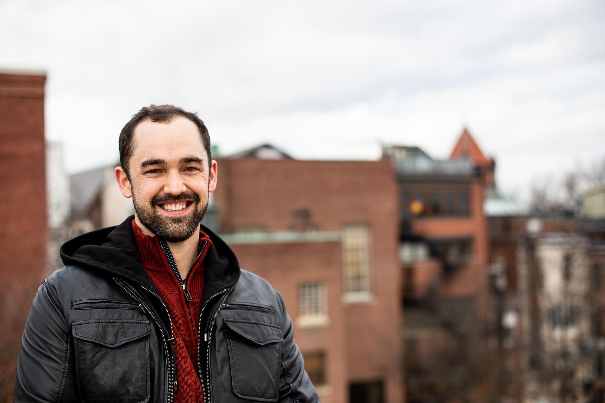 Evan Albright , Data Scientist