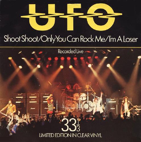 """Shoot Shoot 7"""" single"""