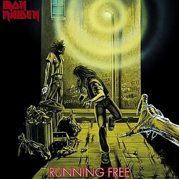 """Running Free"" single"