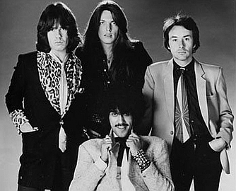 Thin Lizzy with Gary Moore.