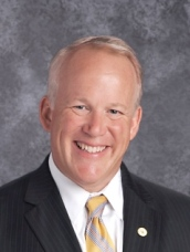 Paul Imhoff, Superintendent