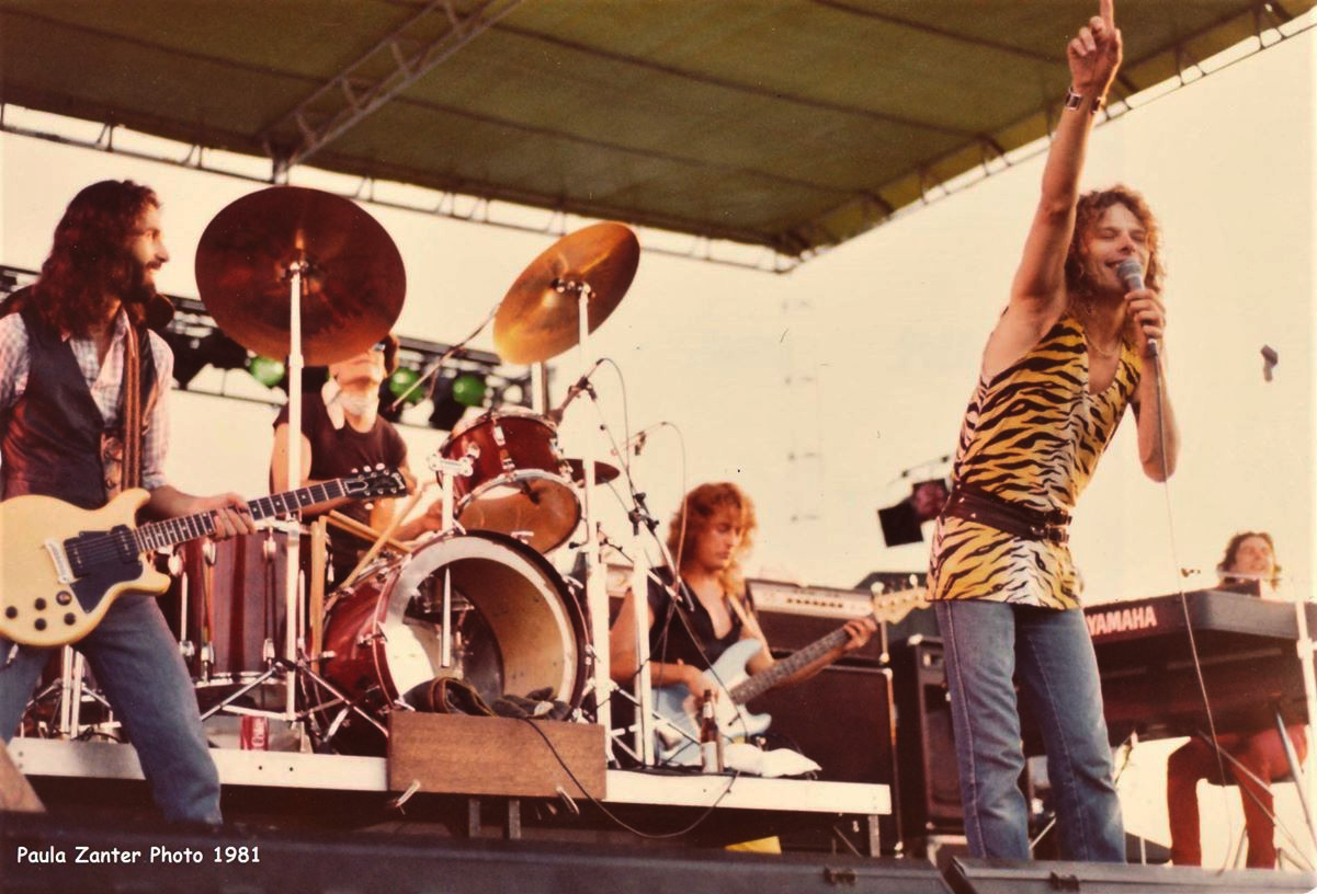 The Rockets - Alpena., MI 1981