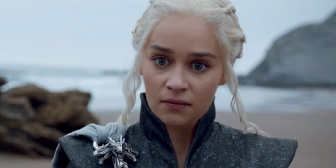 Angry Daenerys from Season 7