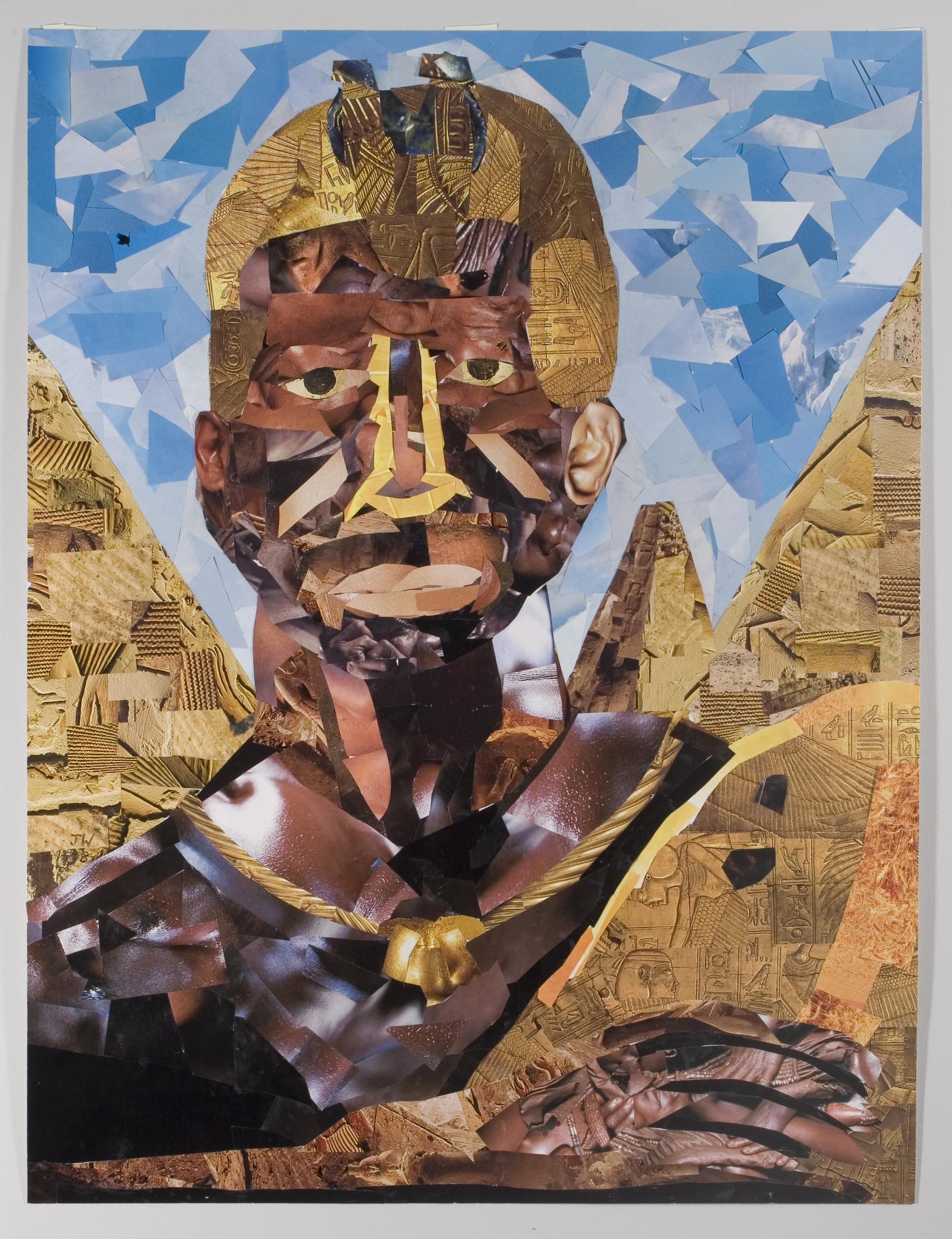 Nubian Pharaoh