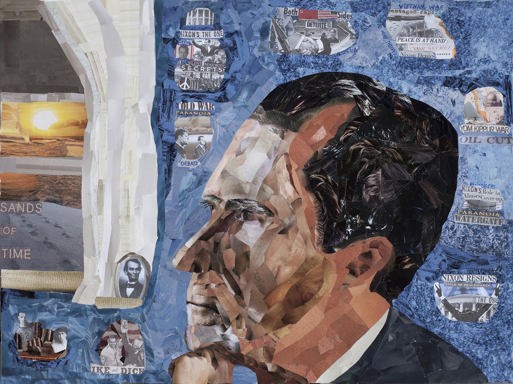 Many Shades of Richard Nixon