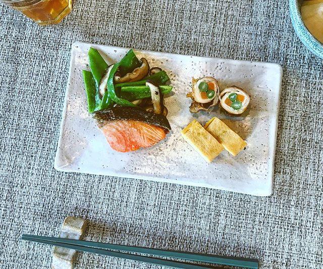 Breakfast in japan // #macrobiotic