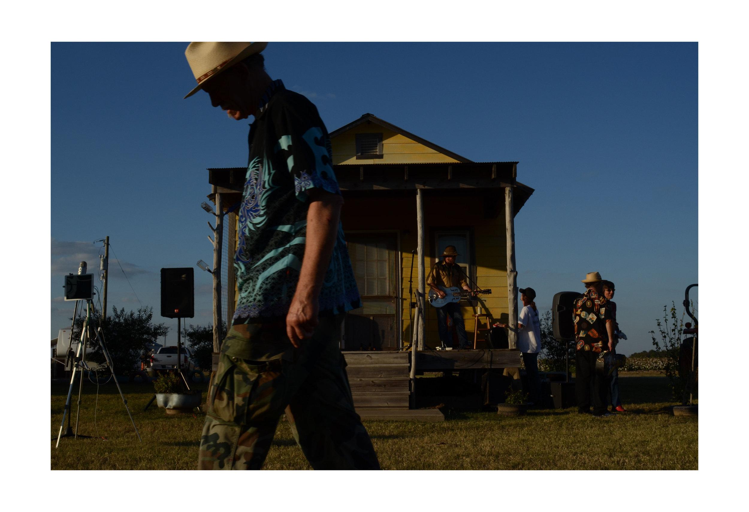 Deep Blues Fest, The Shack Up Inn, Clarksdale, MS