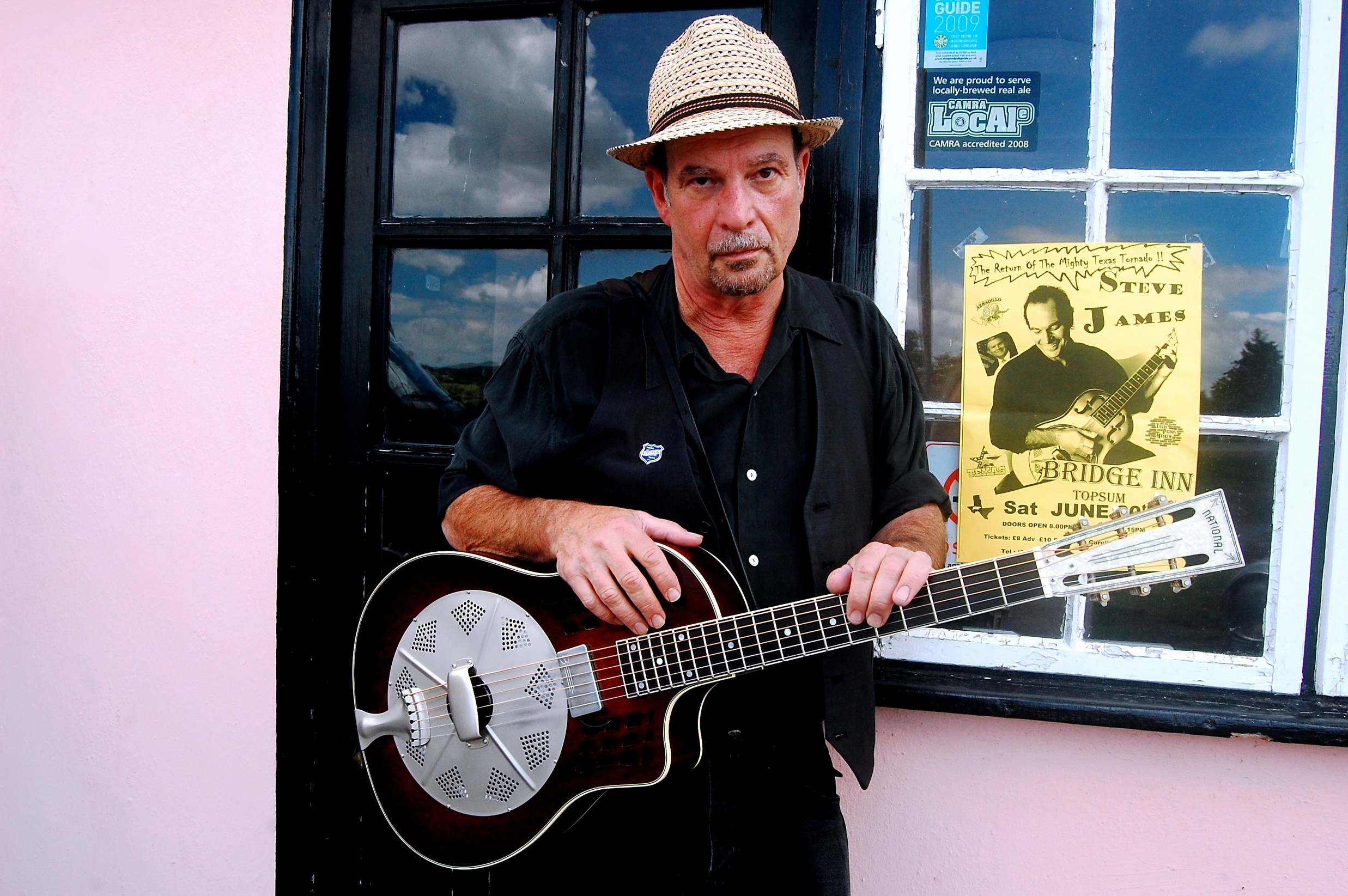 Acoustic Guitar - Steve James