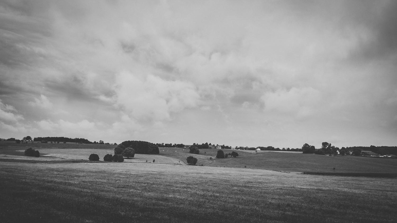 Sauerland - Landschaft - Wiese - SW