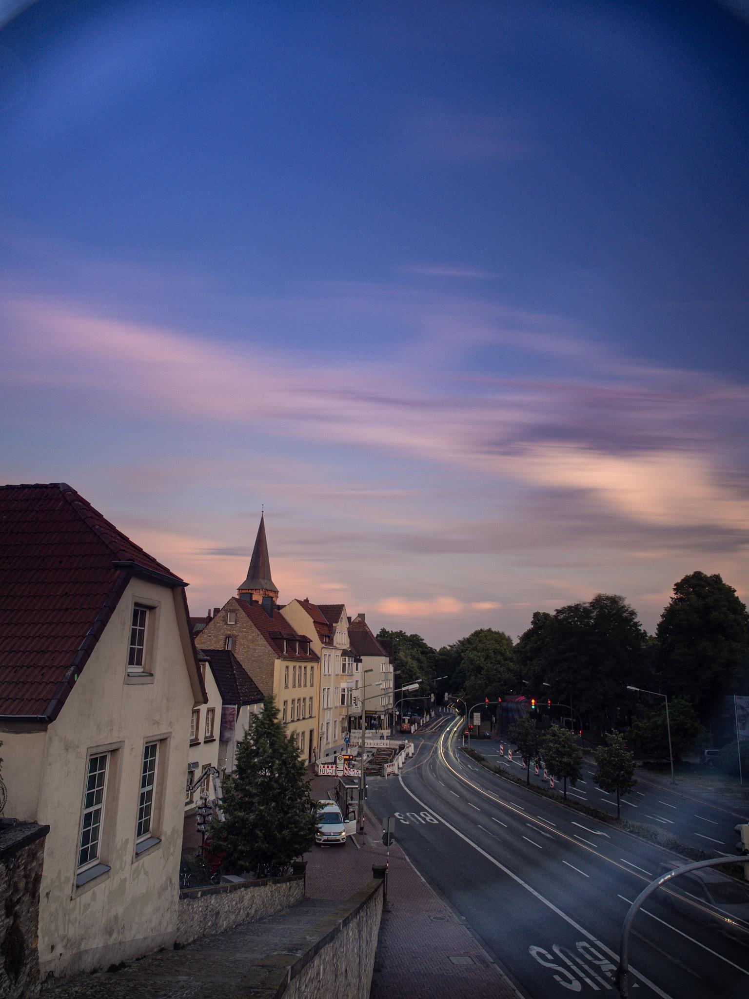 Osnabrück langzeitbelichtung nd filter olympus 12-40 pro m43 mft