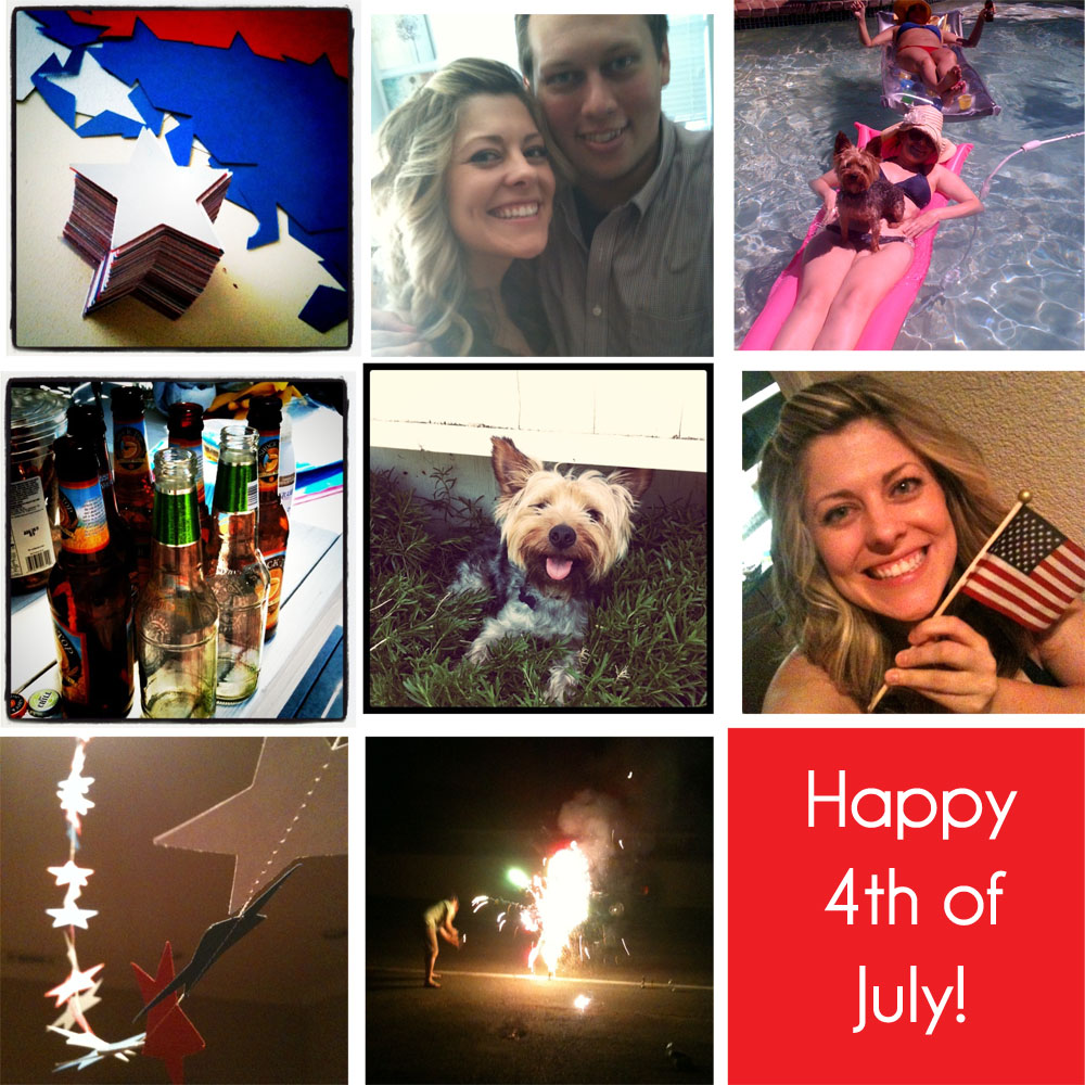 iPhone 4th of July