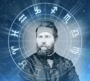 Herman Melville, astrological philosopher