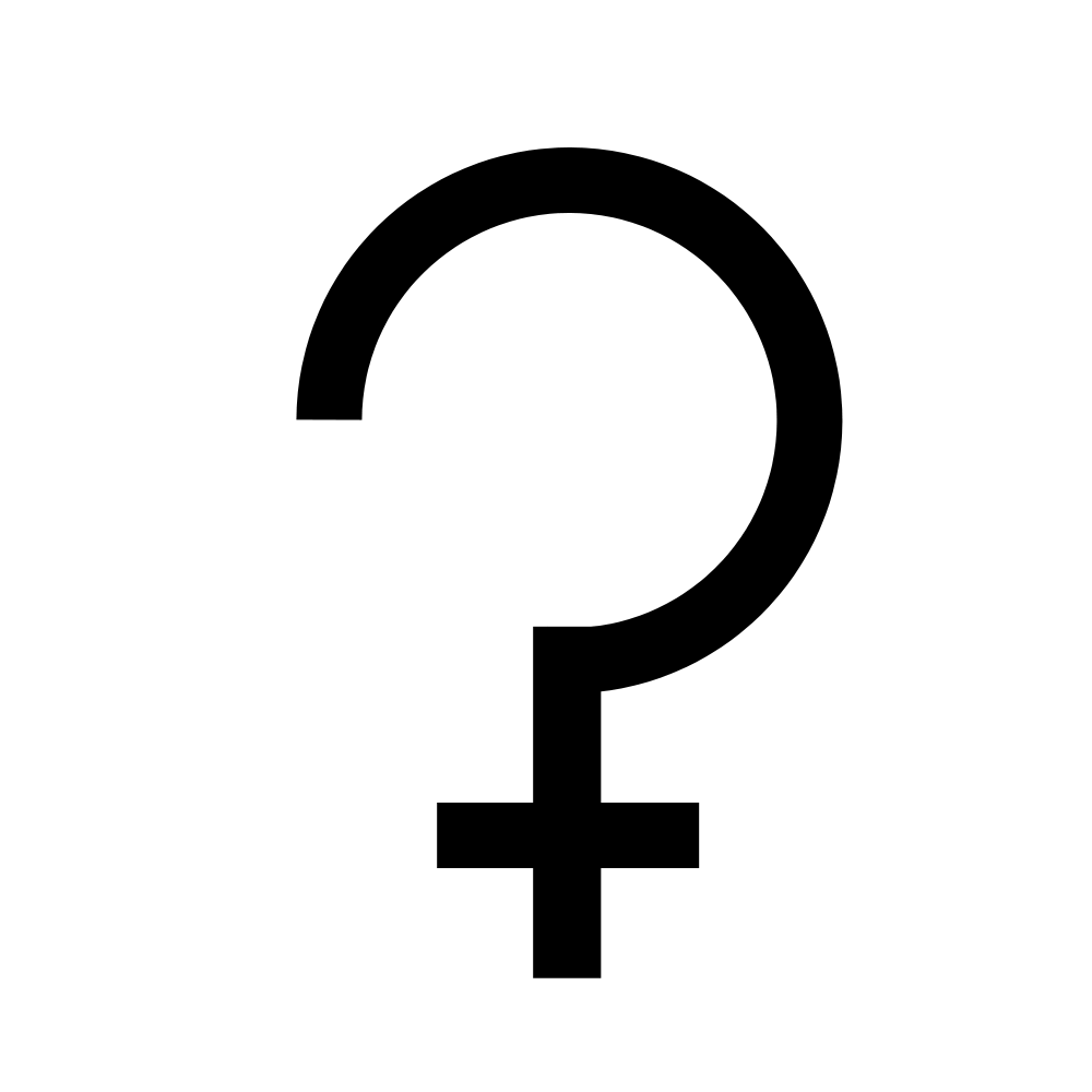 The astrological glyph for Ceres