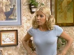 Suzanne Somers on  Three's Company