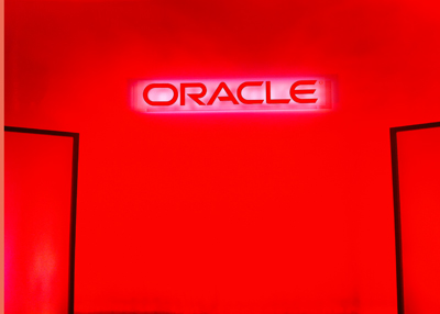 oracle red