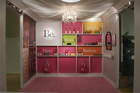 Be. wines NY fashion week