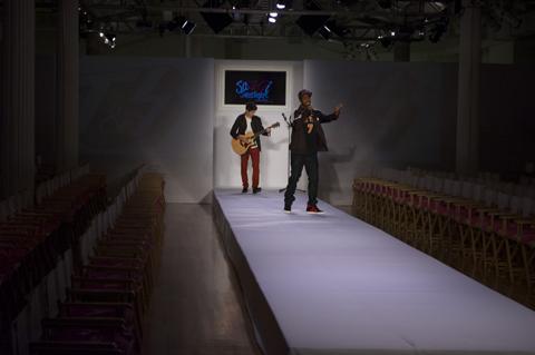 NYC Fashion Week 2012