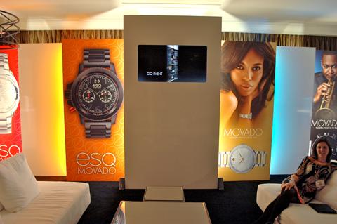Movado suite JCK 2012