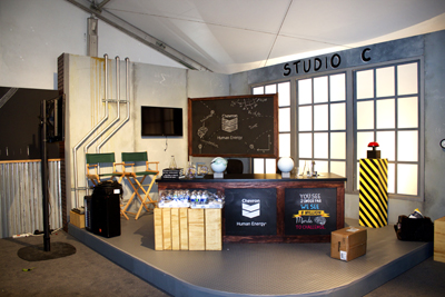 stem zone studio C