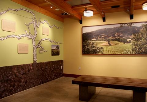 Beringer vine and valley