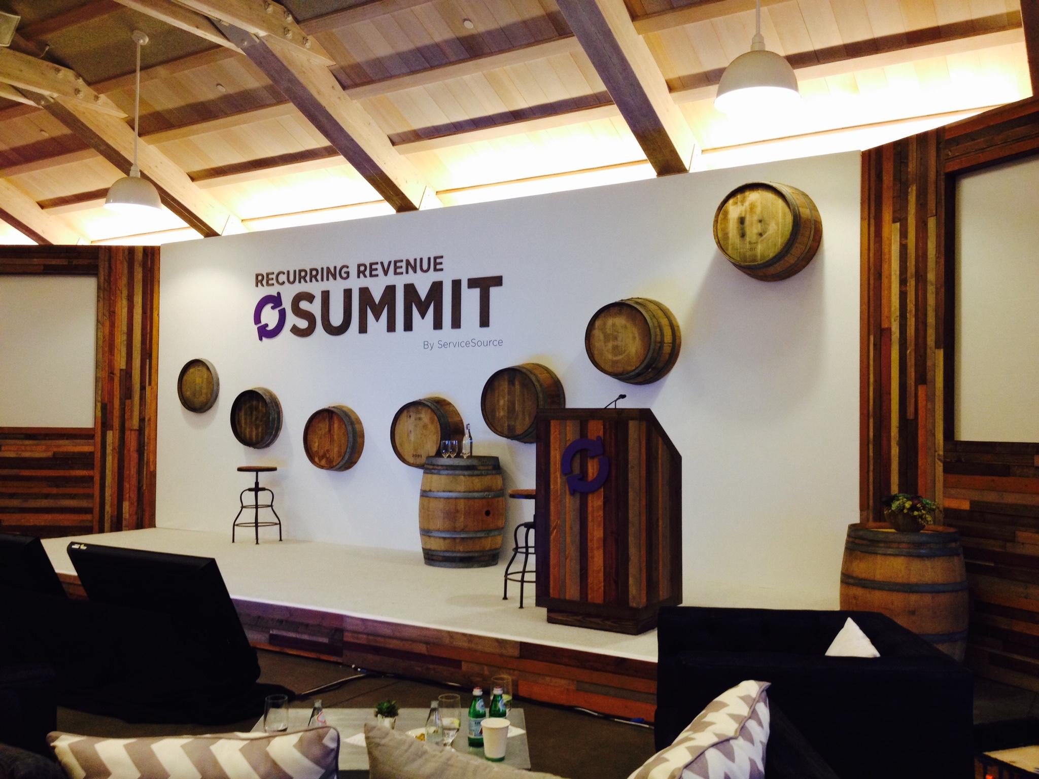 Service Source Recurring Revenue Summit 2014