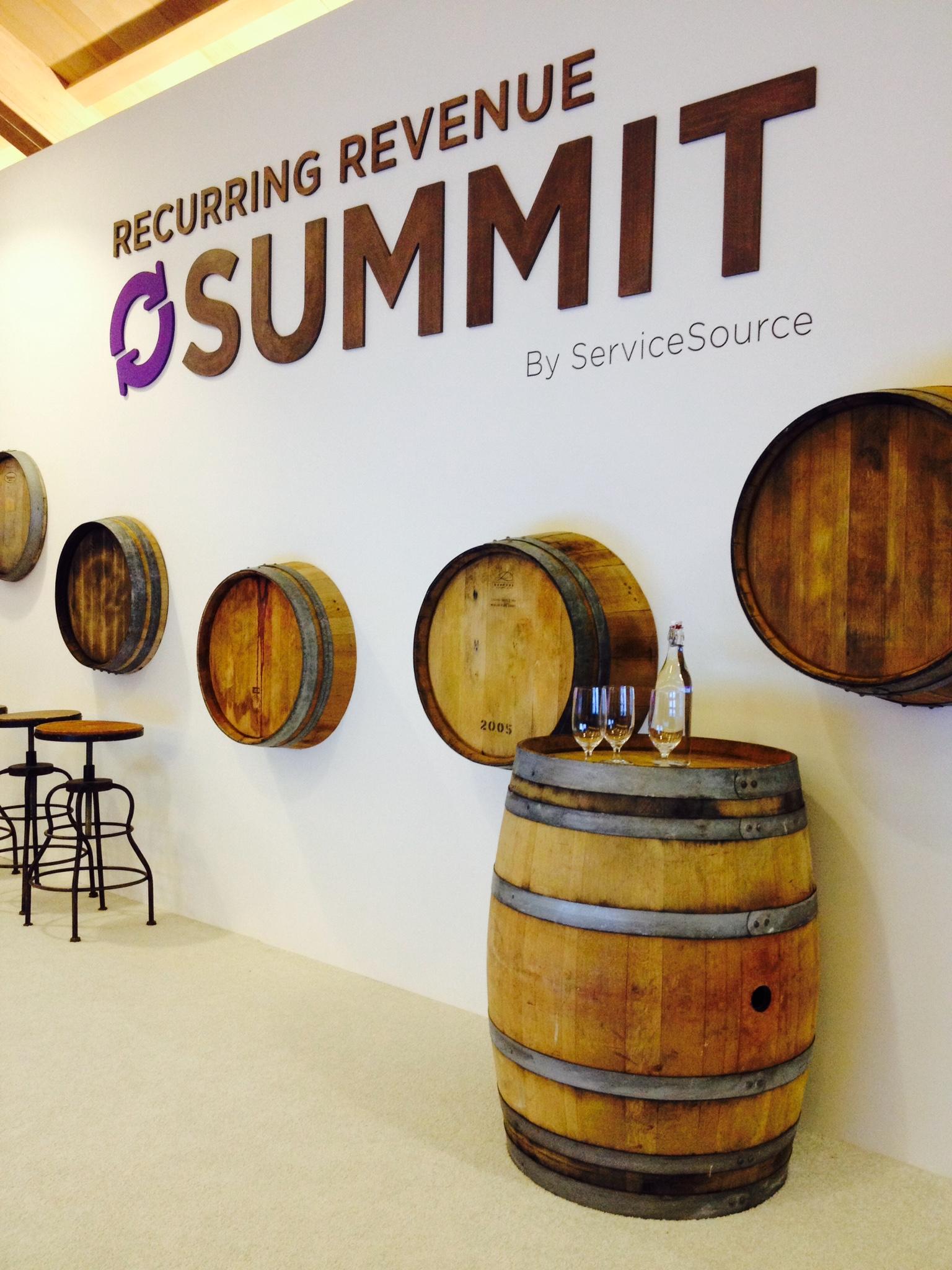 Service Source Recurring Revenue Summit