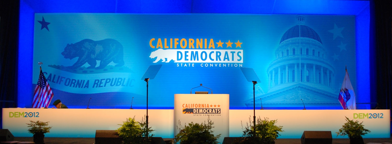 California Democratic Convention