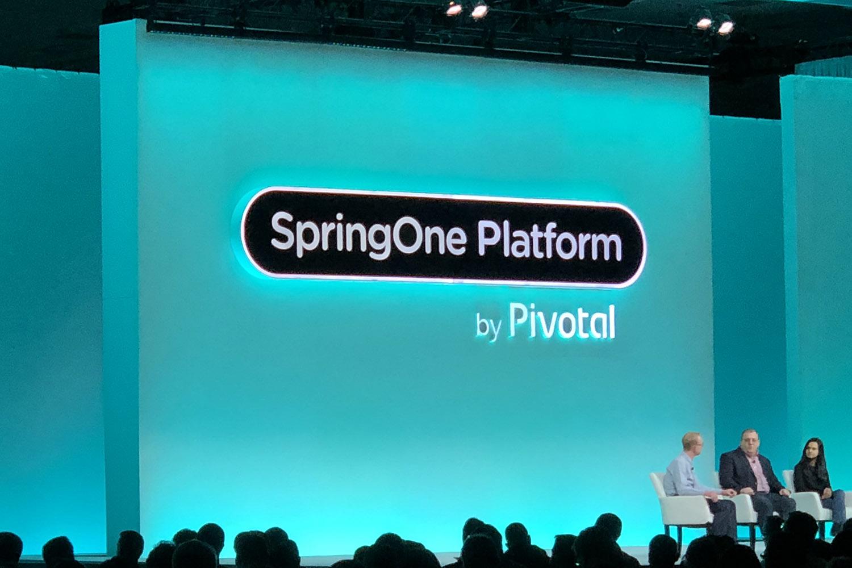 SpringOne Platform by Pivotal