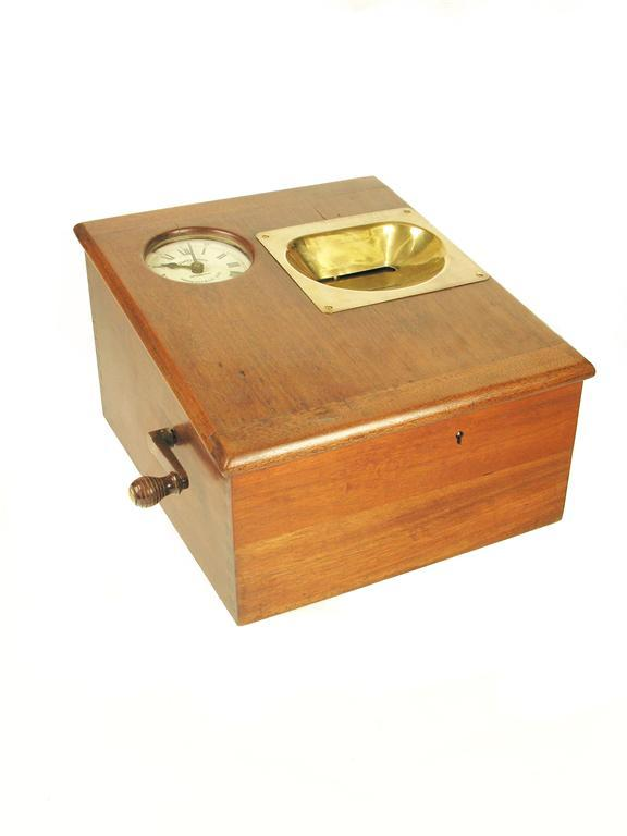 Gledhill Brook Table top time recorder