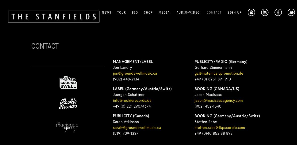 thestanfields.ca