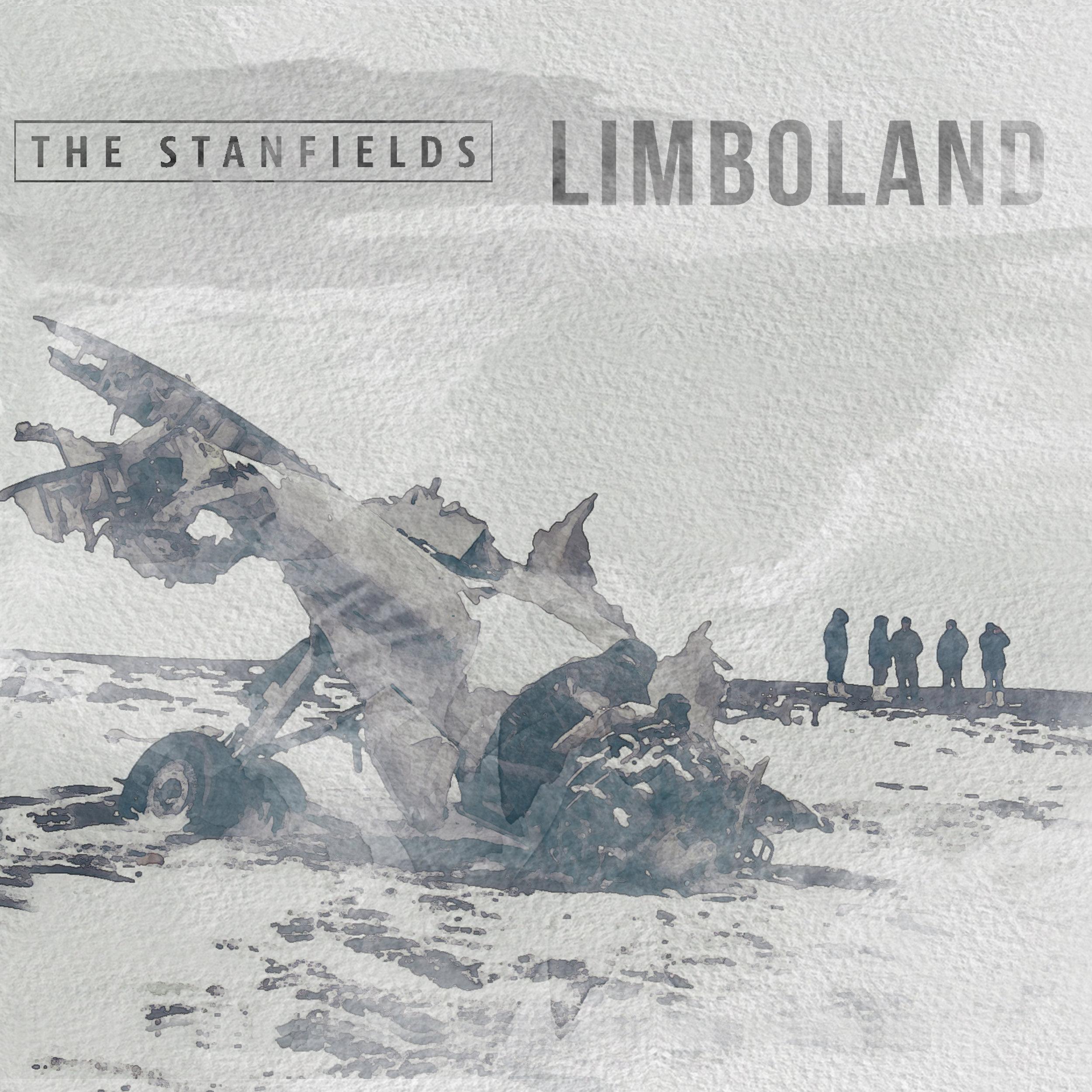 Limboland- 2018 Stanfields Album Design Artwork Design. More coming soon.