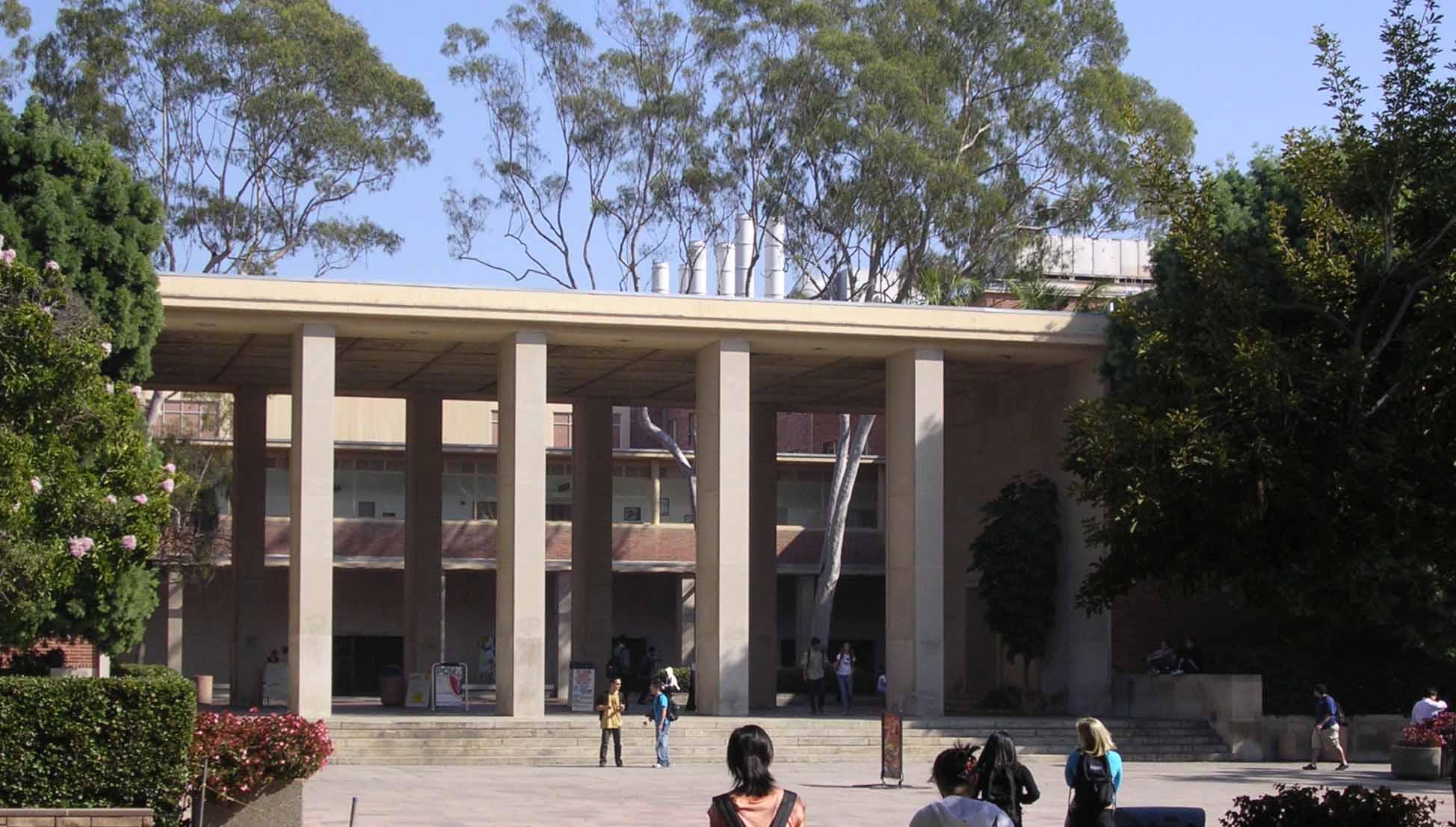 UCLA Young Hall