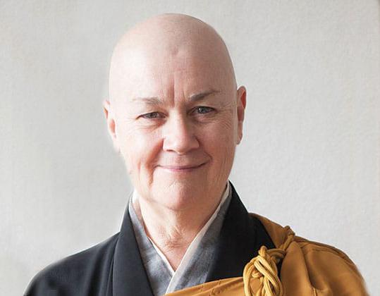 Roshi Pat O'Hara