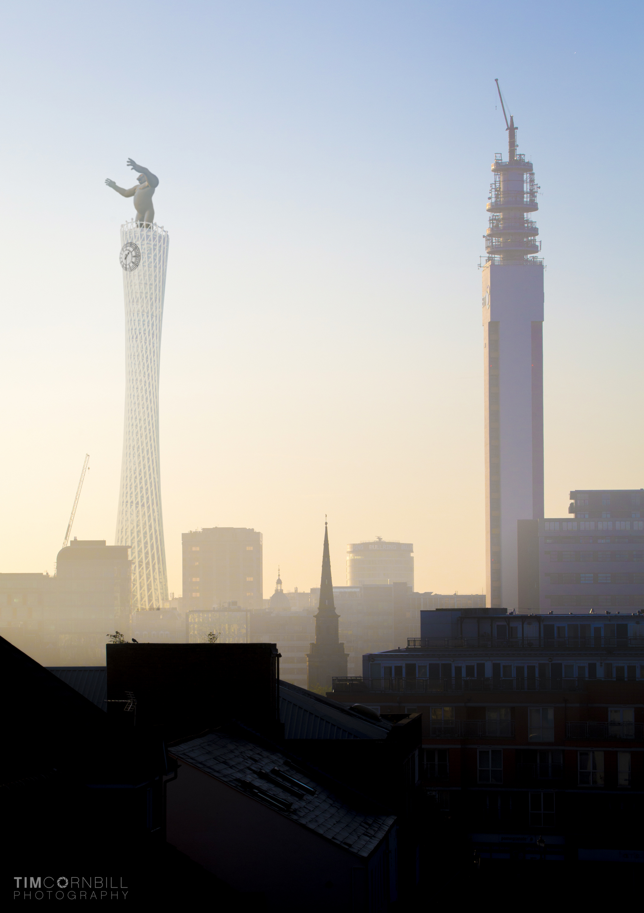 At 180m high, the clock tower is set to be the tallest in the world