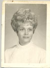 This is my beautiful Grandma!