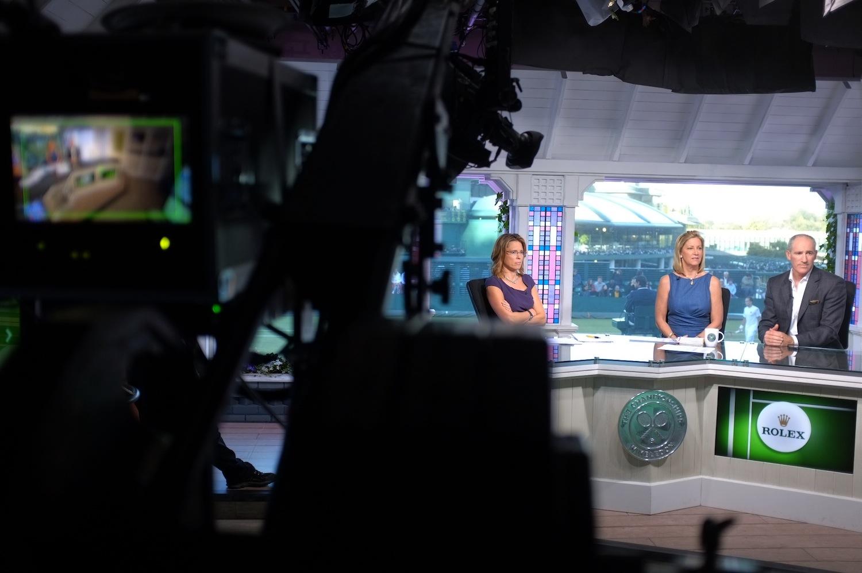 ESPN Studio, Wimbledon