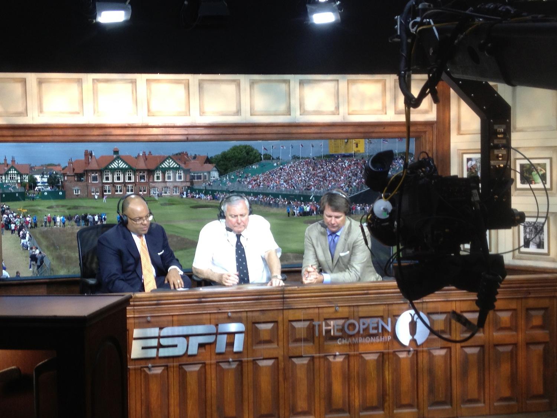 ESPN Open Golf