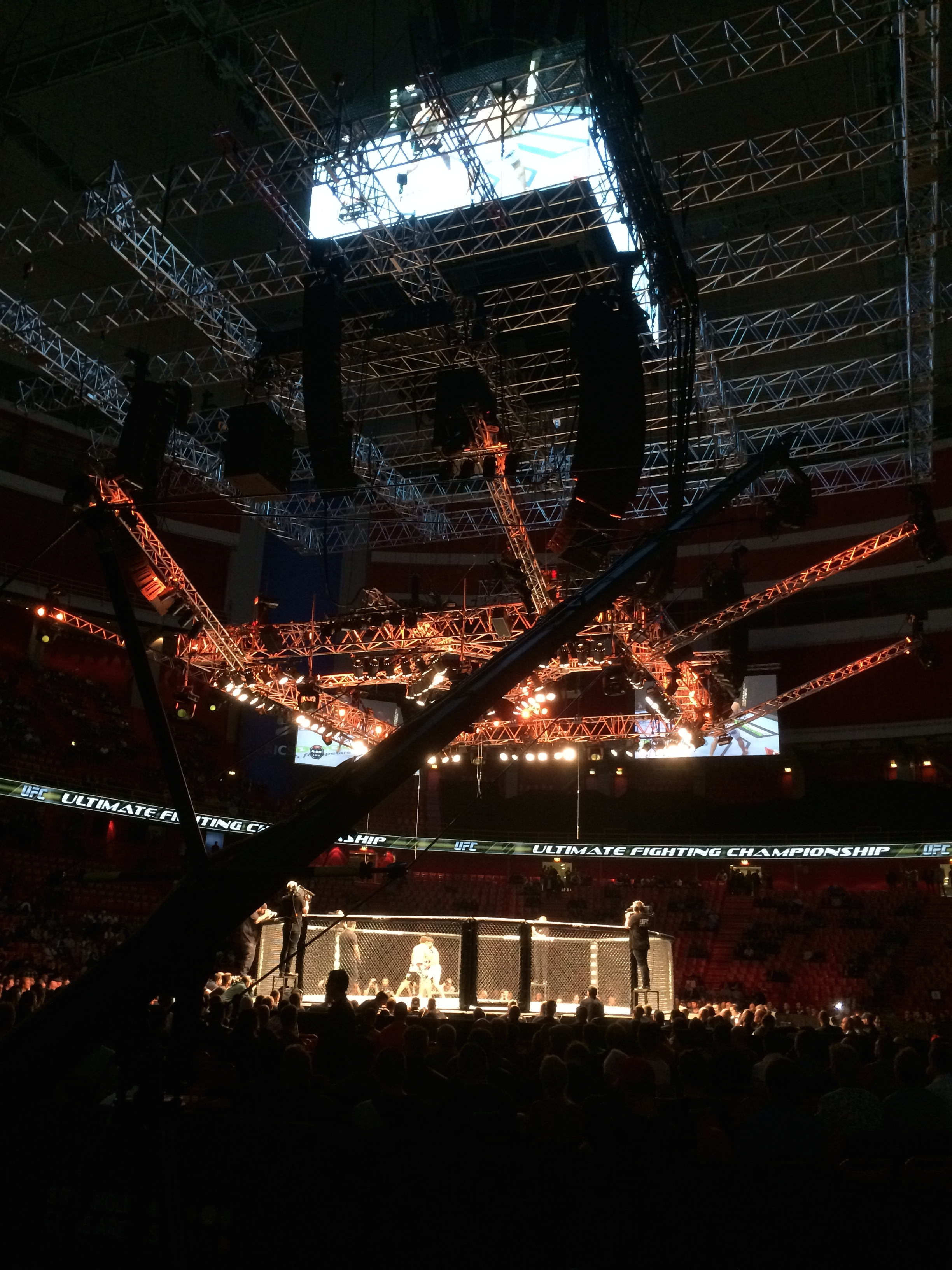 Ultimate Fighting Championship, Stockholm