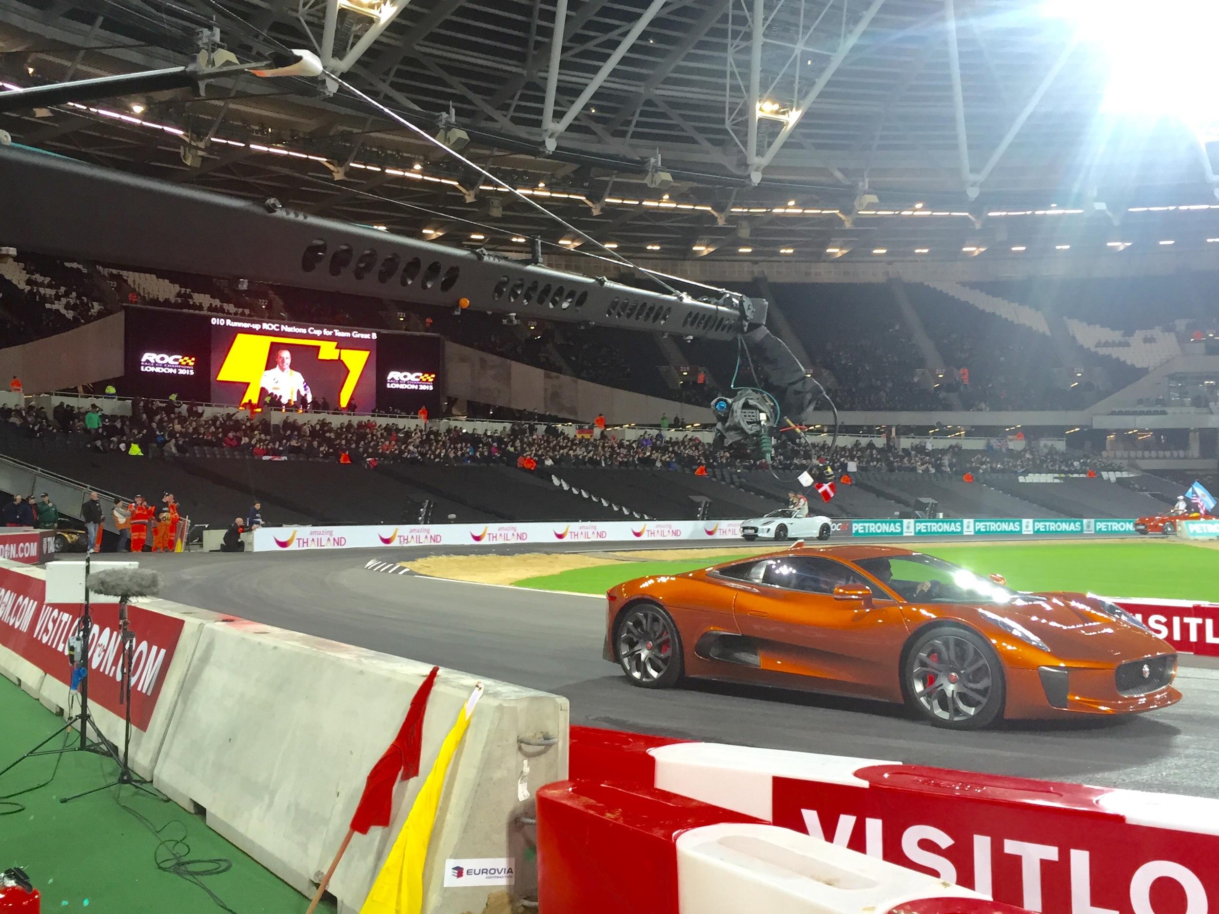 Race of Champions, London