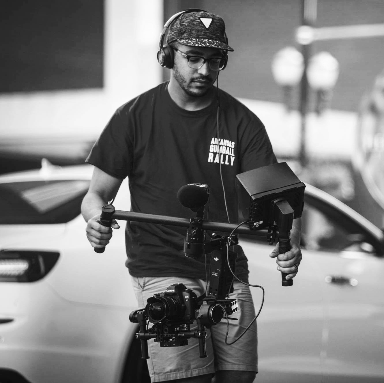 Co-Owner // Lead Videographer // Husband // Father // Traveler // Engineer