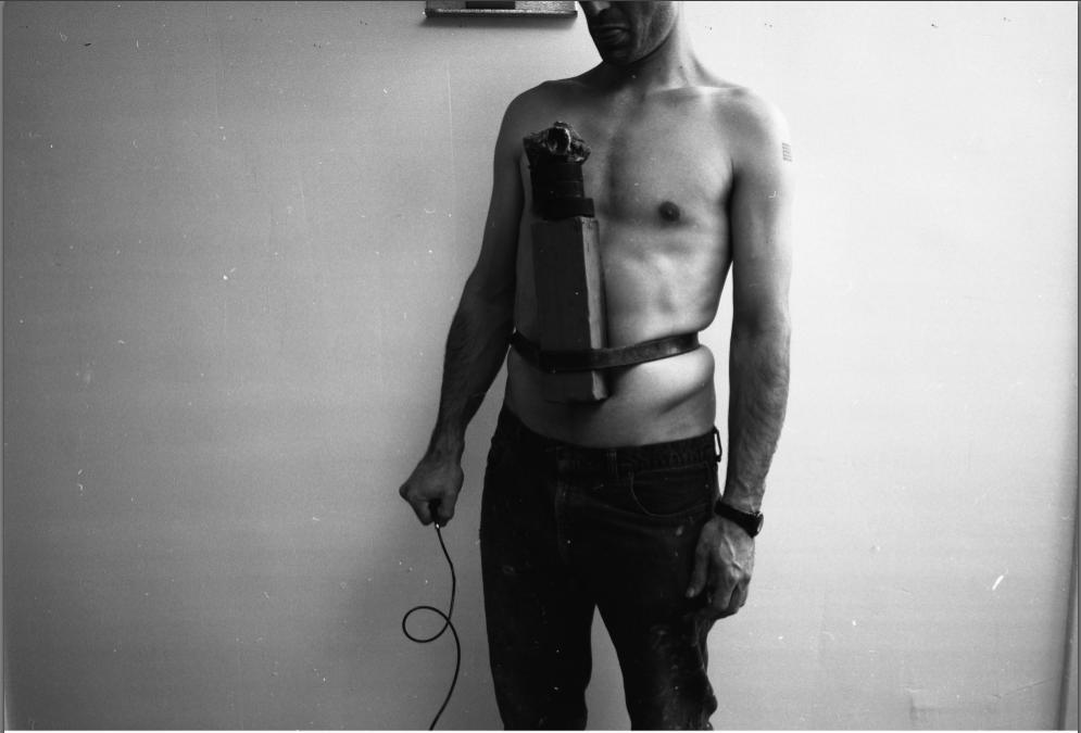 1993 Studio Performance Photographs