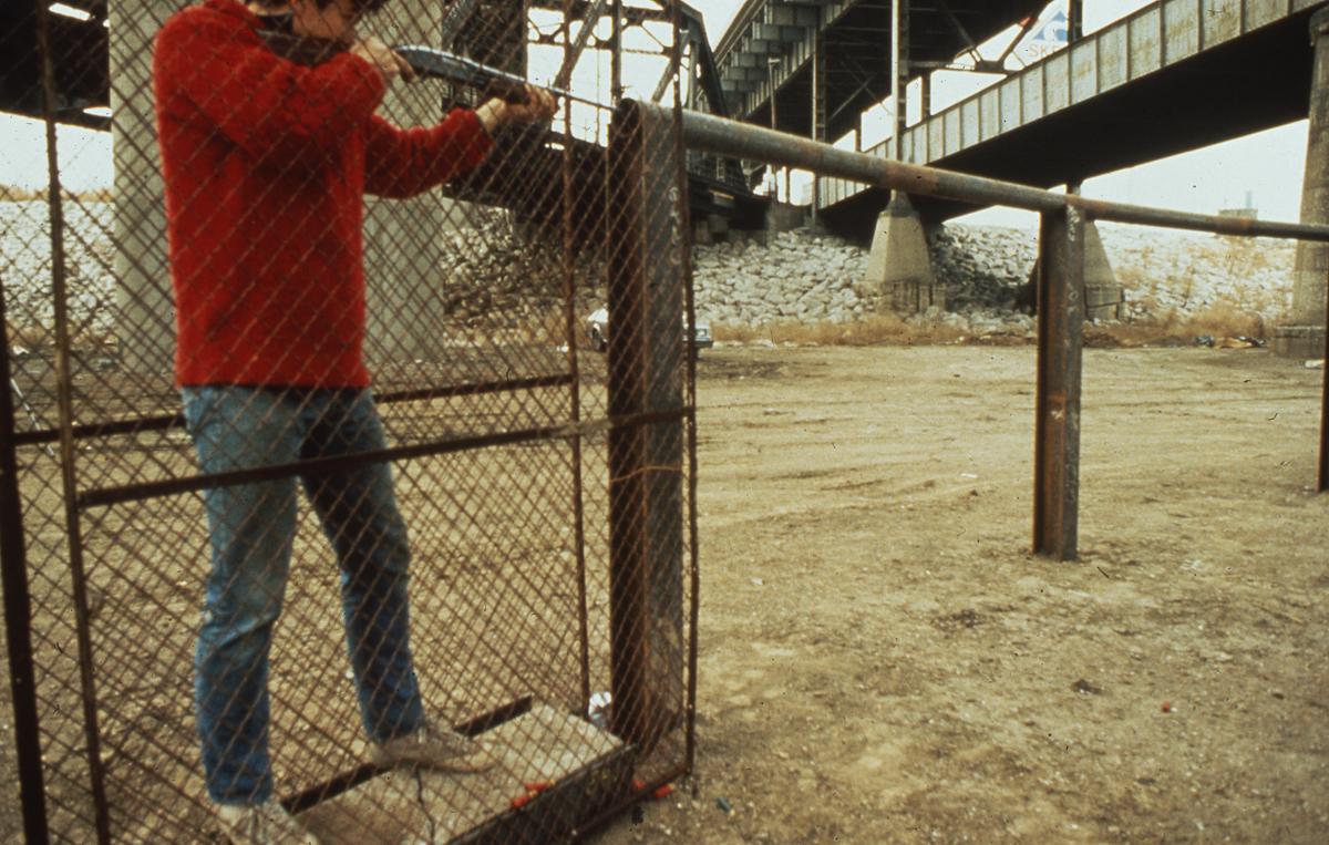 Gun Sculpture 01.1980