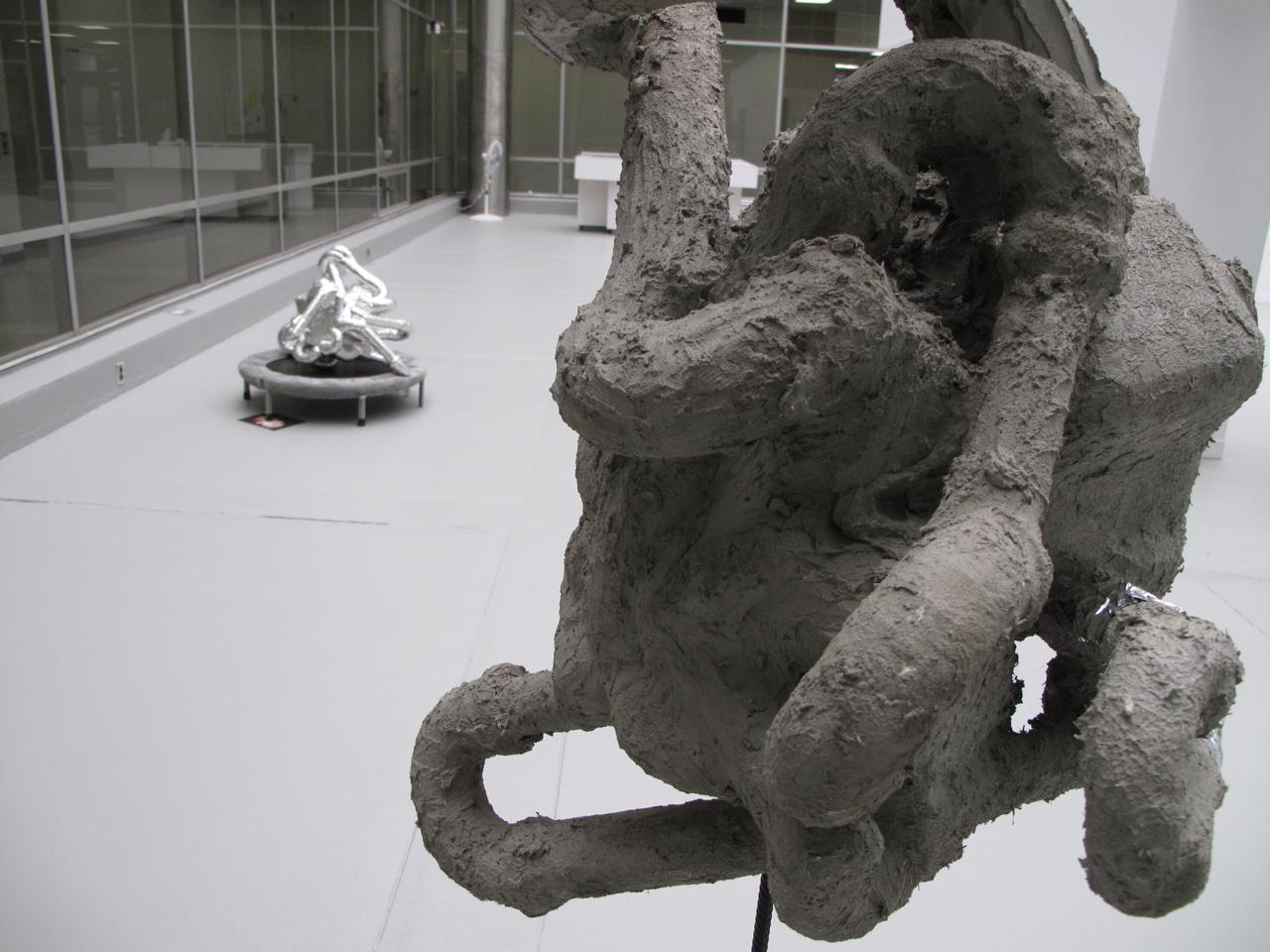 Um and Ah (Concrete)