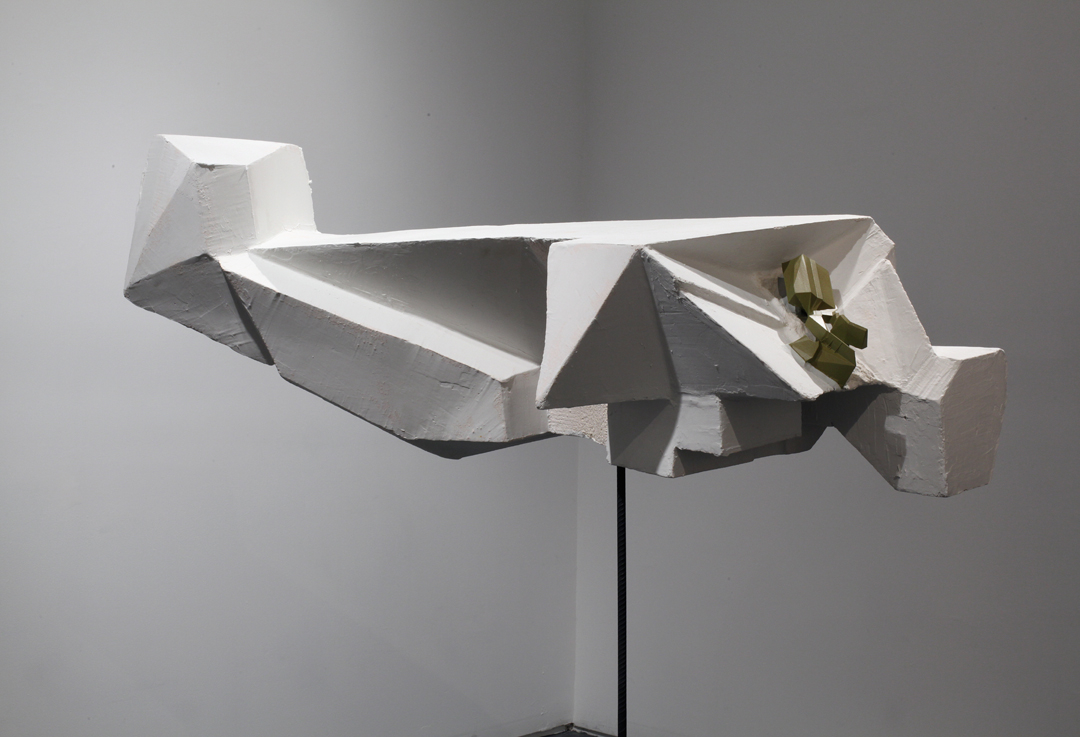 """In Review of Out of Hand, the  New Yorker c  overs Intervening Phenomena.    click to link     A Canadian-born artist, Robert Gero, pointed to a contraption he built with Michael Rees, which they call """"Intervening Phenomena."""" It looked a bit like a white umbrella that had been destroyed by a barreling gust of wind, and then positioned upright on a platform. Gero said that he and Rees are working with """"tactical play exchange."""" The white geometric umbrella top was actually the floor plan of a gallery, manipulated into a different shape, and made into a sculpture. """"In a network, things get twisted, modified,"""" Gero explained. On one side were projected images from the opening scene of the 1961 film """"Last Year at Marienbad."""" Gero said, """"It's all about iteration.""""   - Betsy Morais  Architectural Record mentions Converge    click to link"""