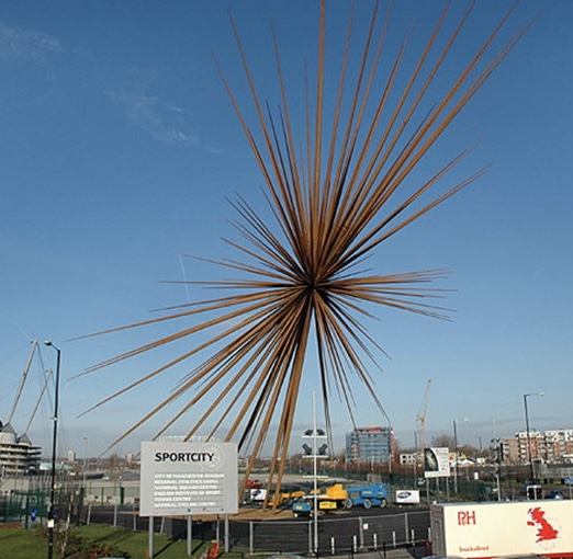 B is for Bang, when Thomas Heatherwick was an interesting sculptor.